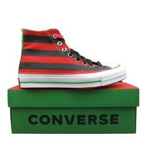 Converse Chuck 70 HI Denim Tears Size 8.5 Womens
